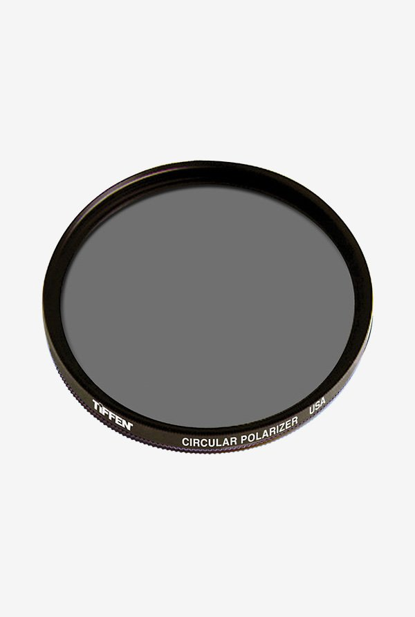 Tiffen 49mm Circular Polarizing Filter (Black)