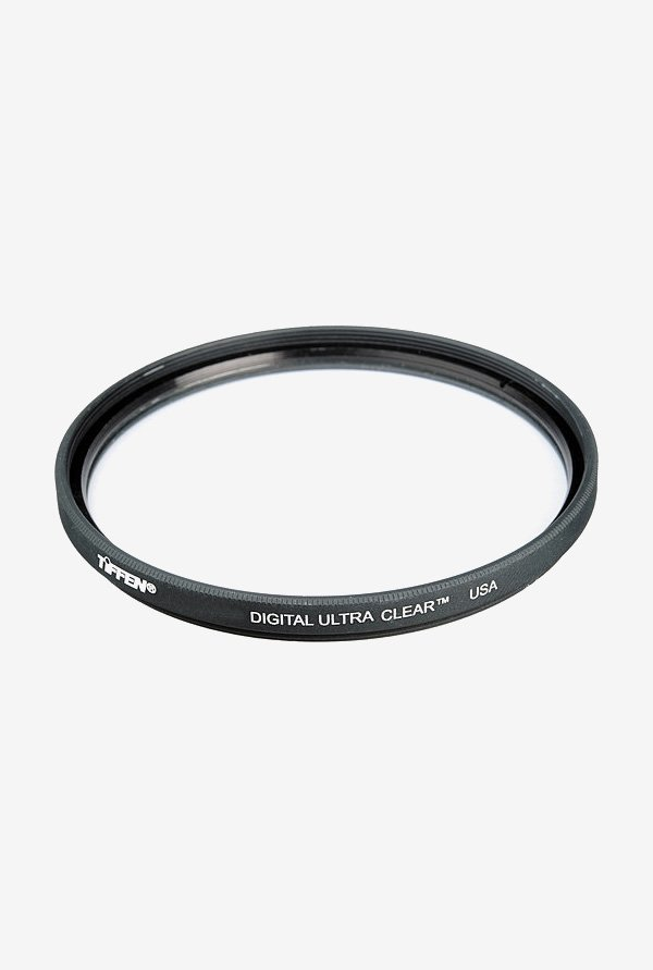 Tiffen 62mm Digital Ultra Clear Filter (Black)