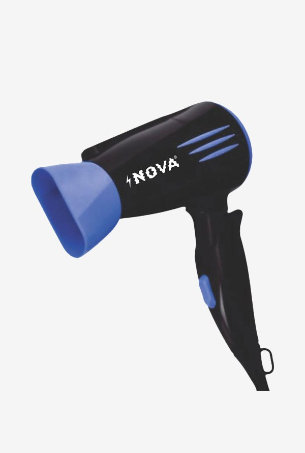 Nova N.H.D-5-C 400 W Hair Dryer (Black)