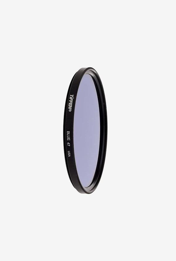Tiffen 58mm Filter (Blue 47)