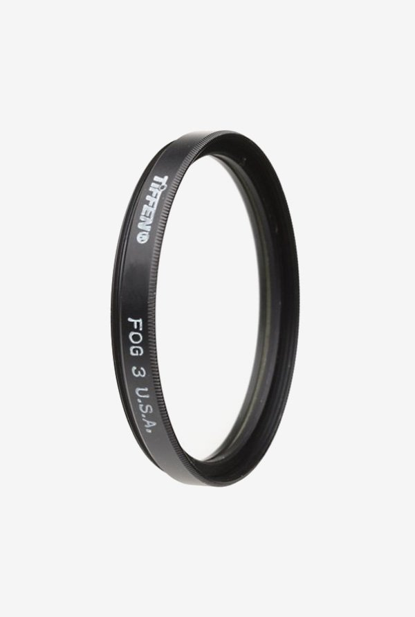 Tiffen 58mm Double Fog 3 Filter (Black)