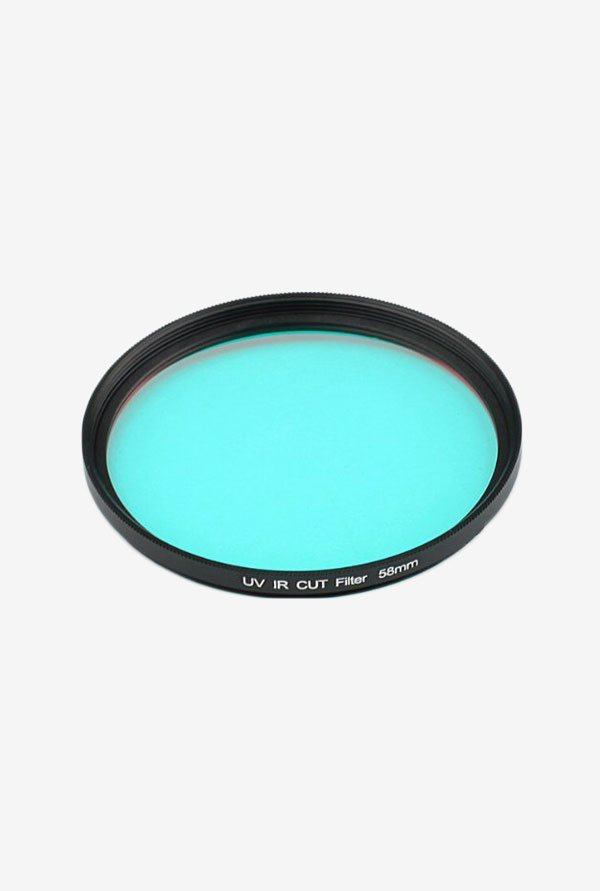 Neewer 58mm UV Cut Blocking Infra-Red Filter (Black)