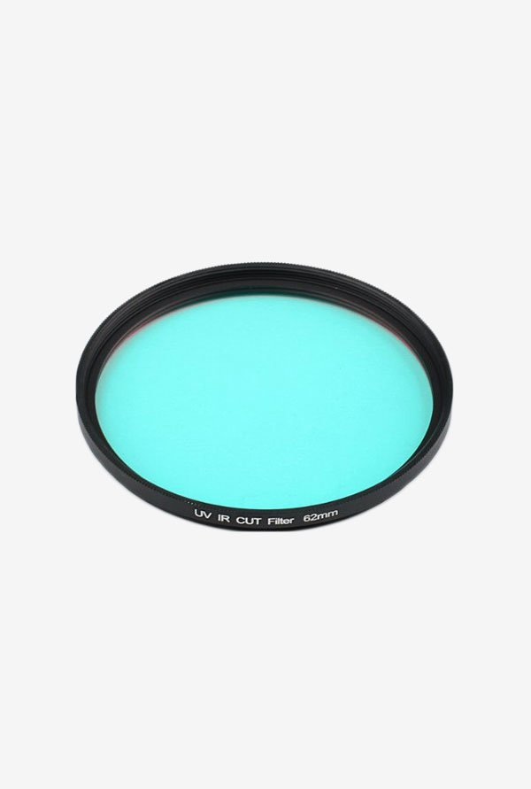 Neewer 62mm UV Cut Blocking Infra-Red Filter (Black)