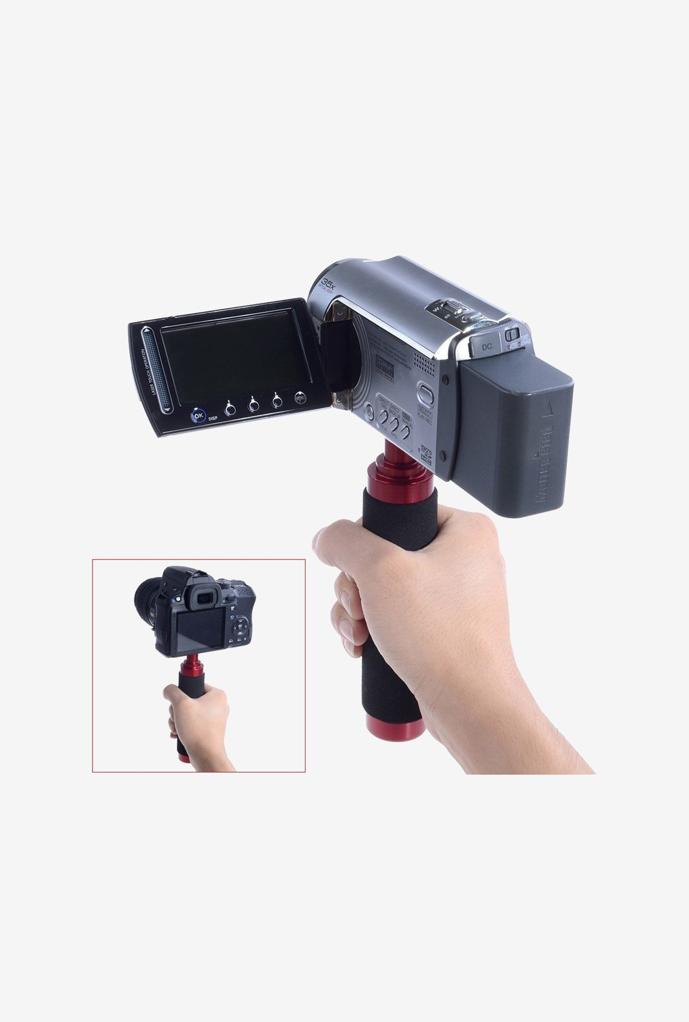 Neewer Heavy-Duty Aluminum Hand Grip (Black)