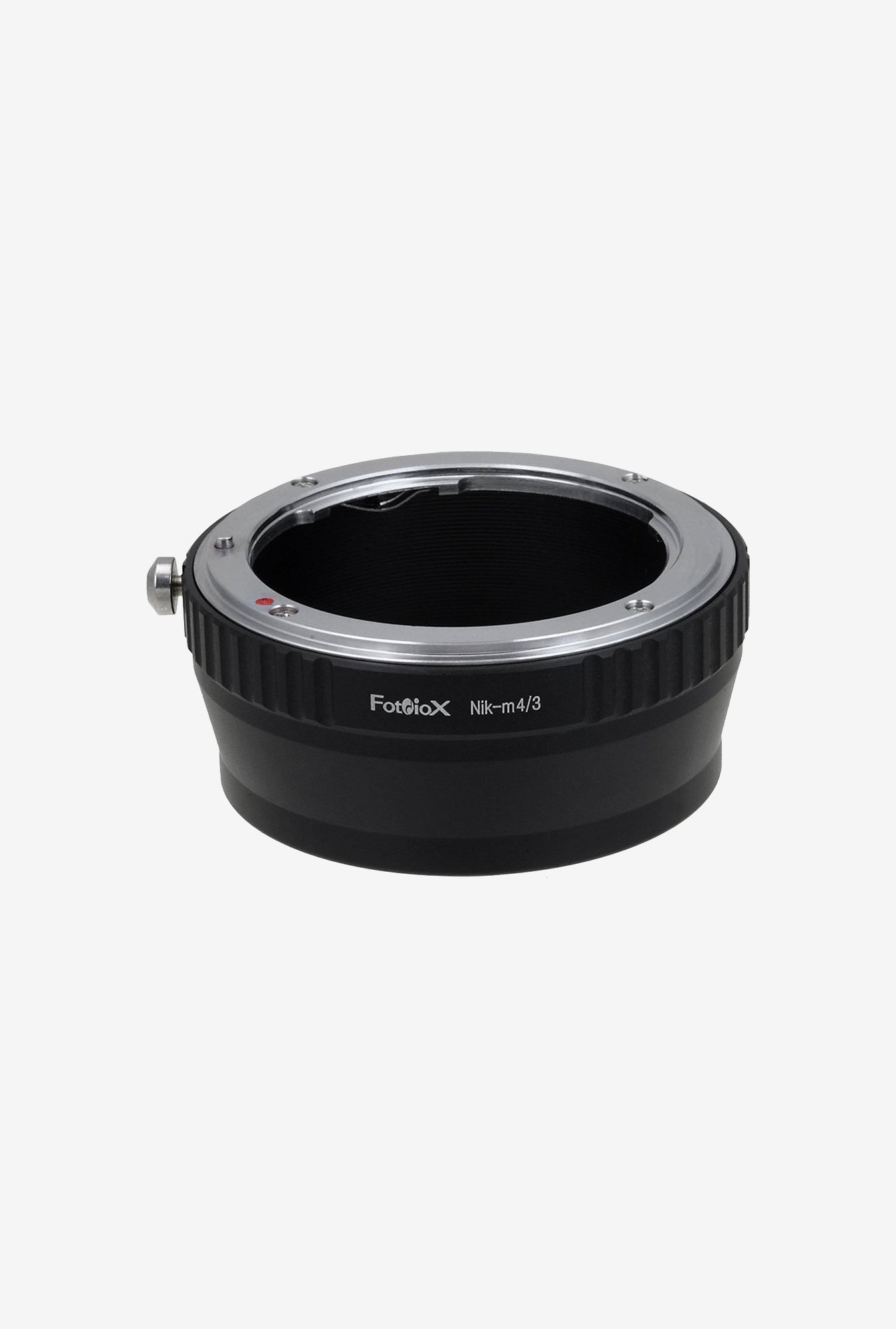 Fotodiox 10NKM43P Lens Mount Adapter (Black)