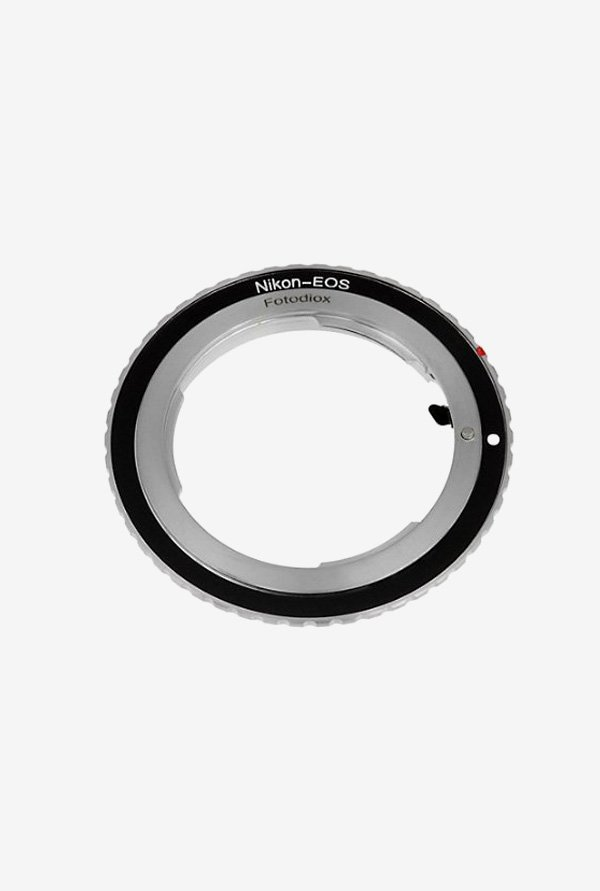 Fotodiox Lens Mount Adapter for Canon Eos 1D (Black)