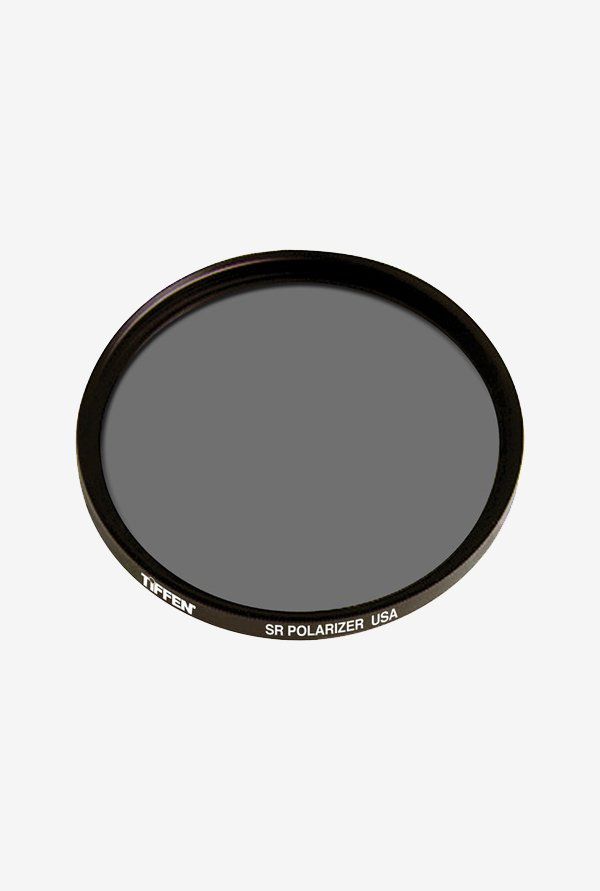 Tiffen 37POL 37mm Linear Polarizer Filter (Black)