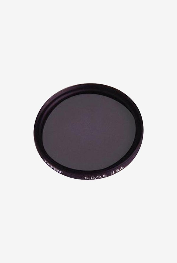 Tiffen 405ND6 40.5mm Neutral Density 0.6 Filter (Black)