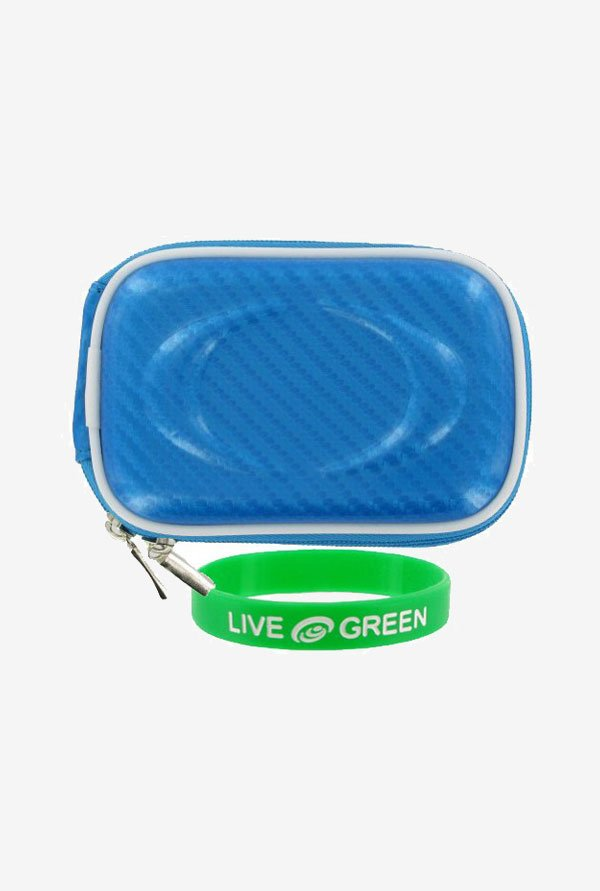 Young Micro Hard Shell Carrying Case Samsung SL600 (Blue)