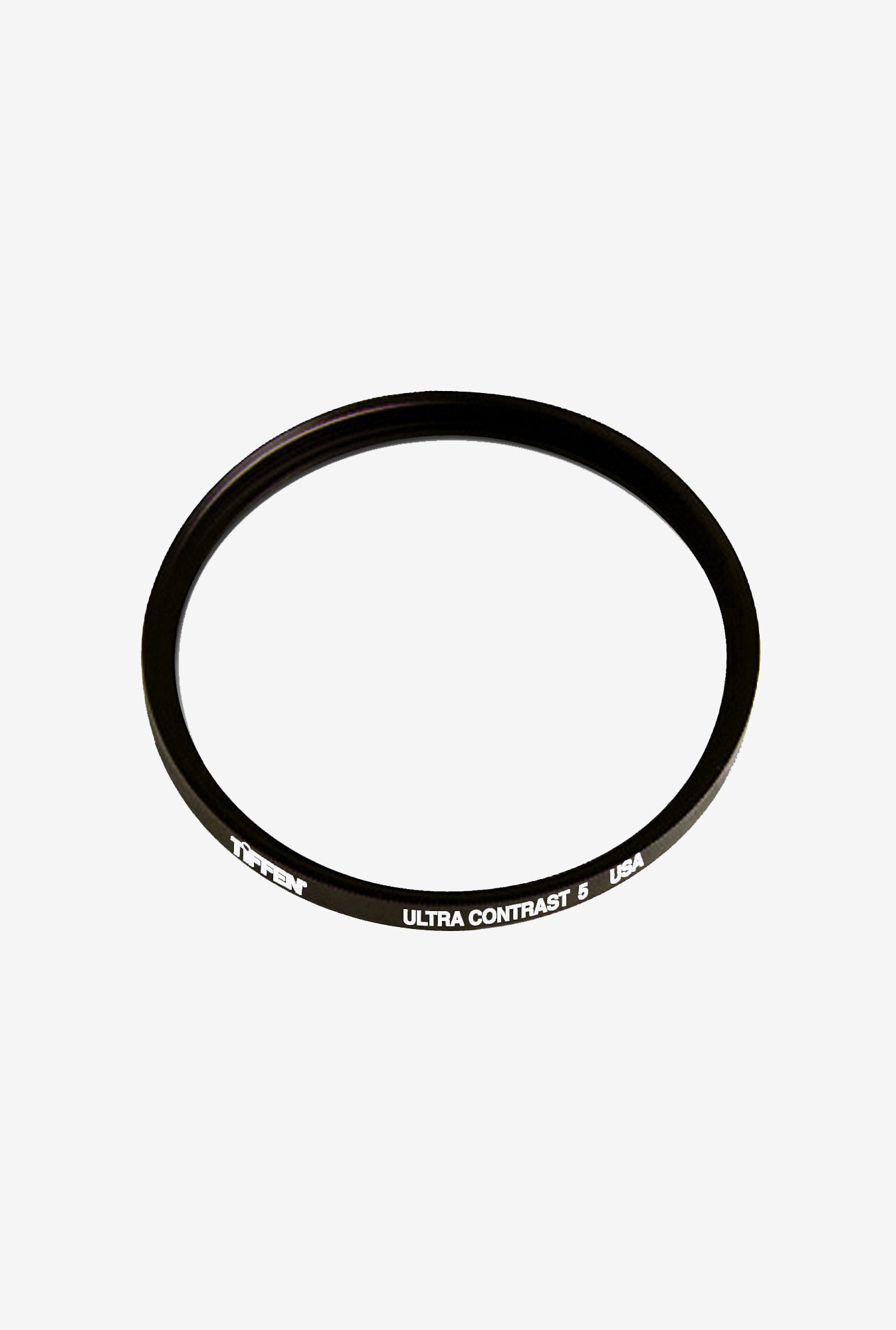 Tiffen 55UC5 55mm Ultra Contrast 5 Filter (Black)