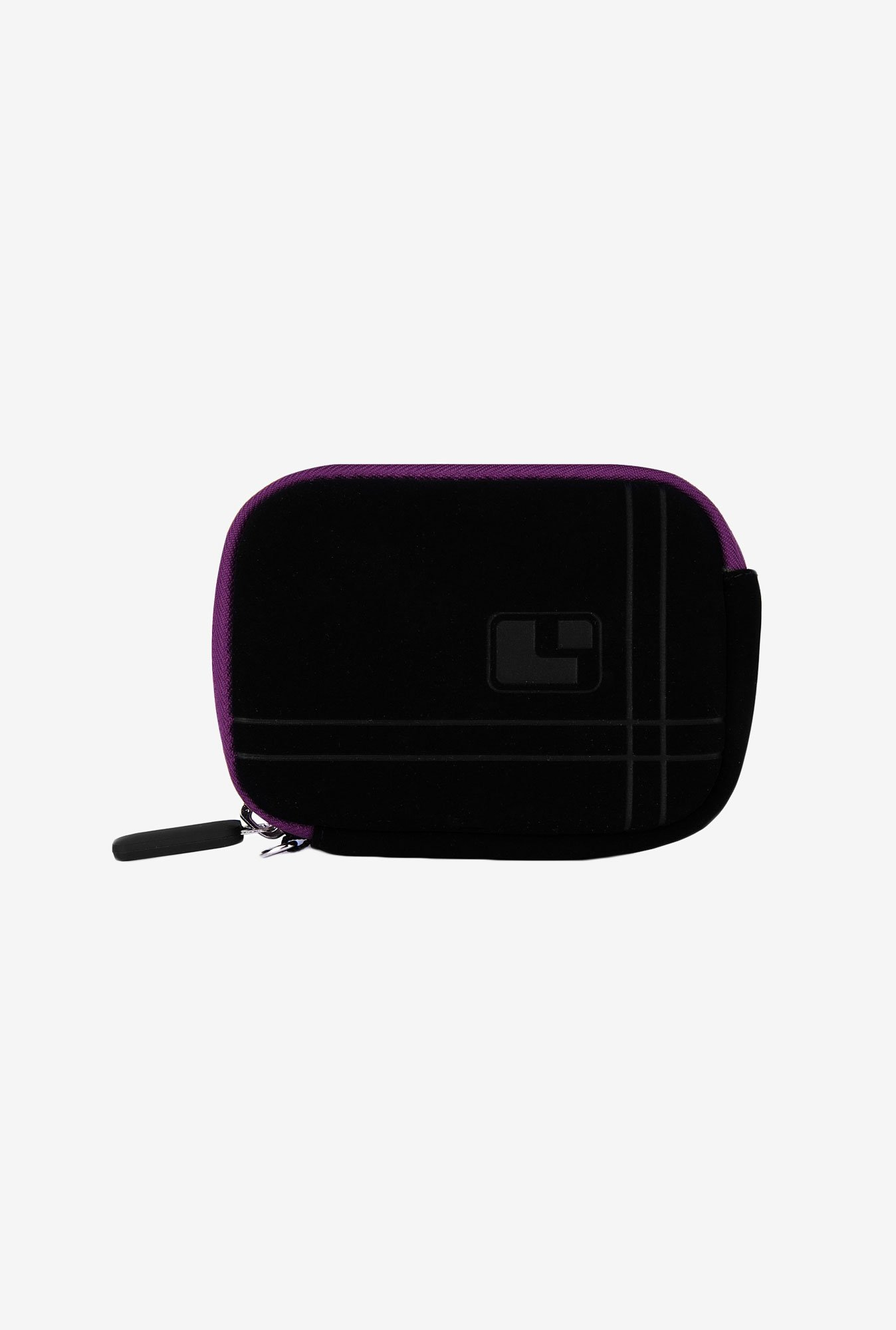 SumacLife SLMicroFPUP Microfiber Camera Case (Purple)