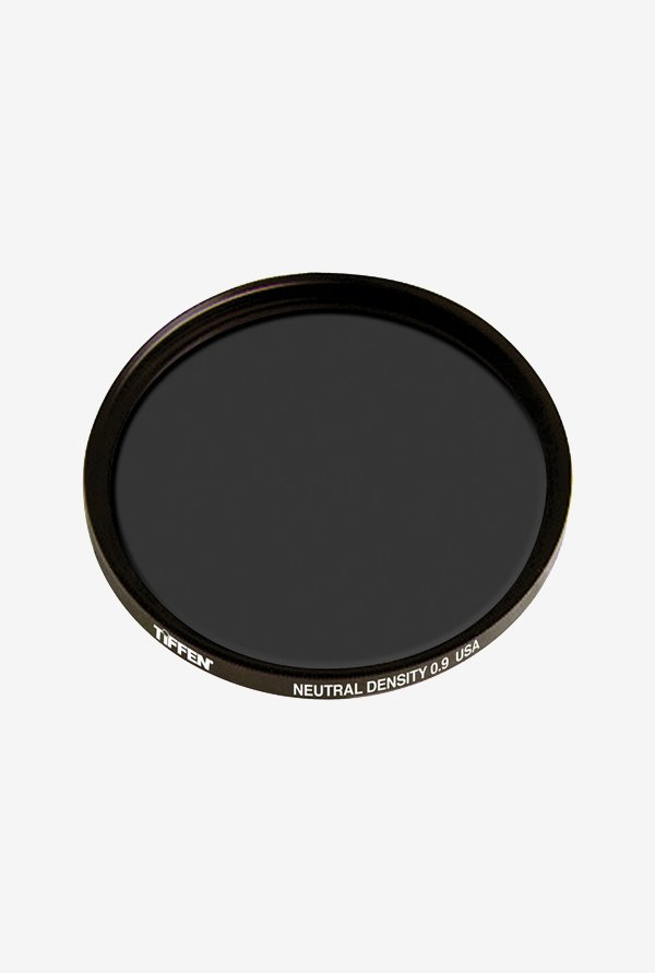 Tiffen 62ND9 62mm Neutral Density 0.9 Filter (Black)
