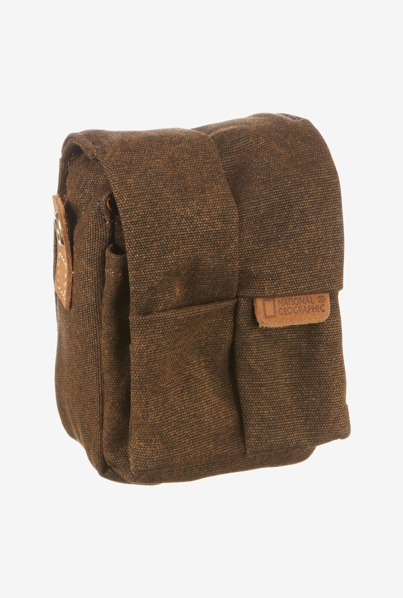 National Geographic NG A1212 Vertical Pouch (Brown)