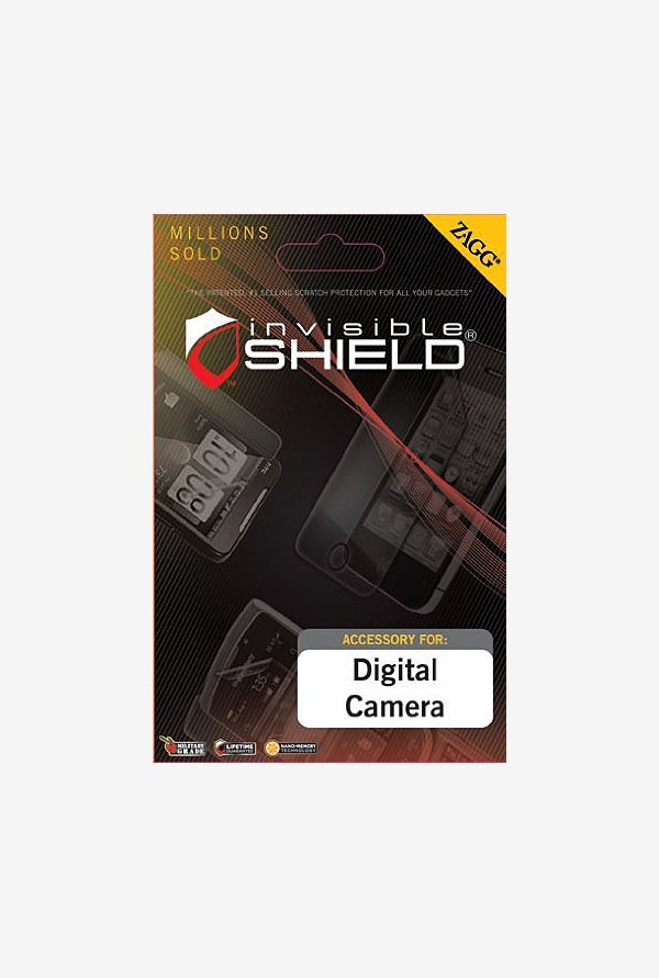 ZAGG Invisibleshield Screen Protector for Nikon S6100