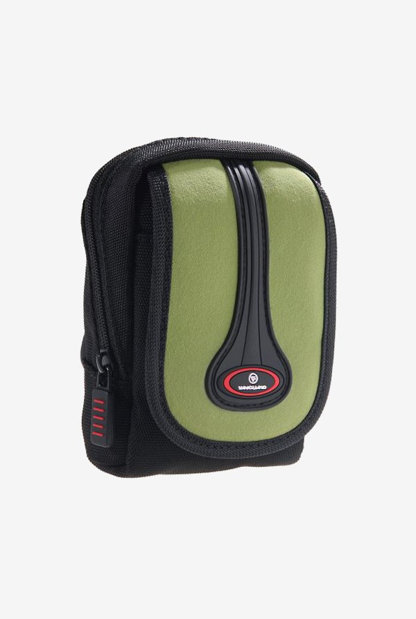 Vanguard Tokyo 6A Camera Pouch (Black/Lime)