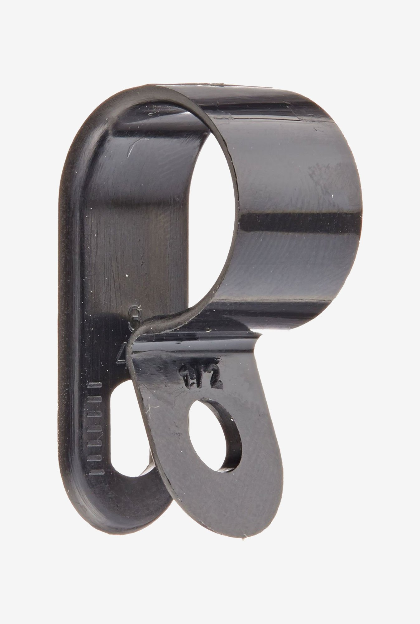 NSI Industries NC-500-0 Standard Duty Cable Clamp (Black)