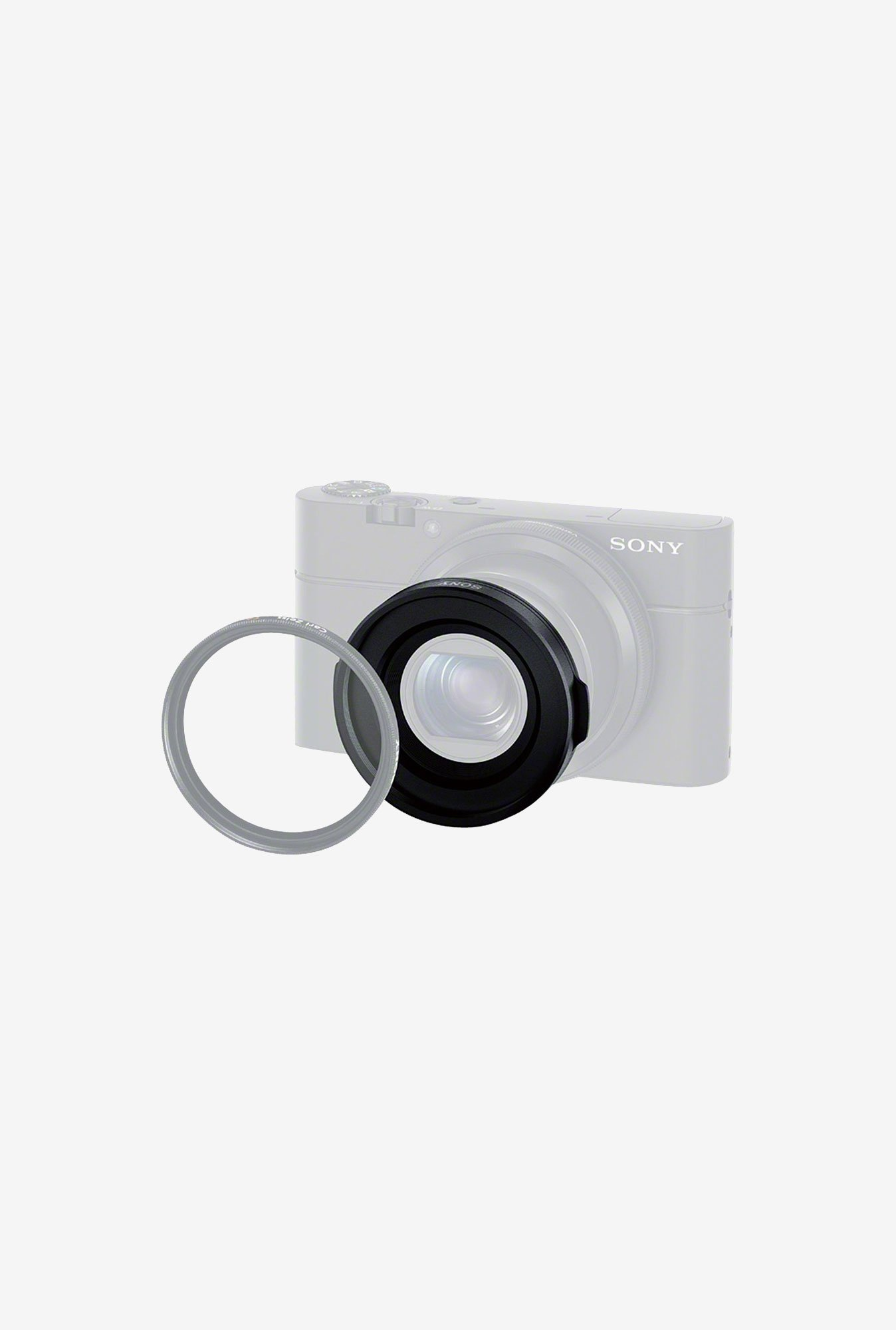 Sony VFA49R1 Filter Adapter for Dsc-Rx100 Series (Black)