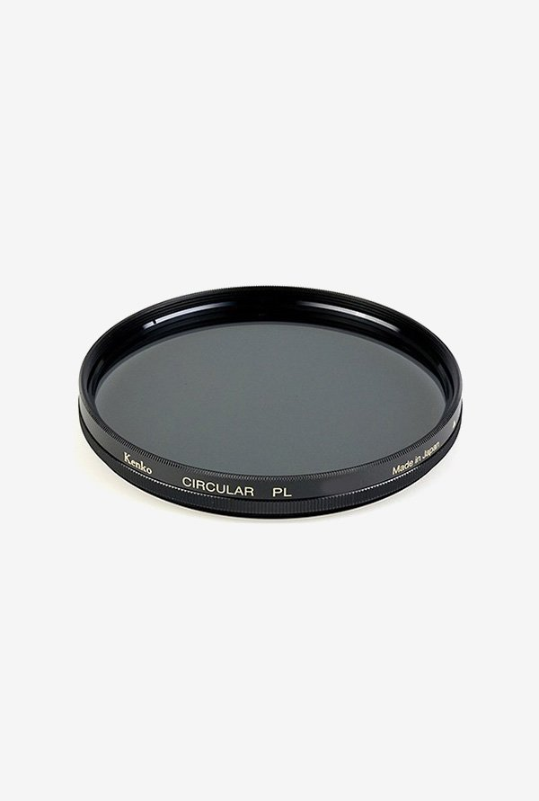 Kenko 52mm Standard Coated Circular Polarizer Filter (Black)