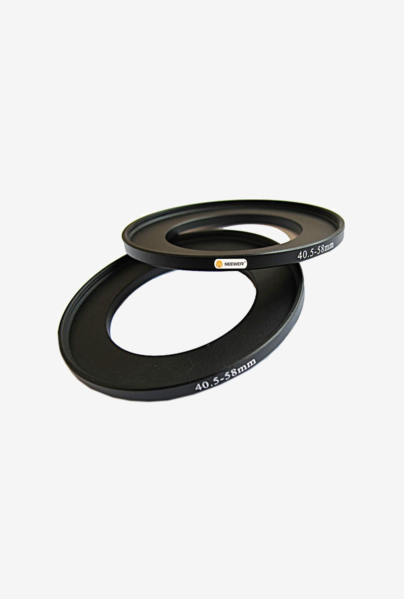 Neewer 40.5-58mm Step-Up Ring Adapter (Black)