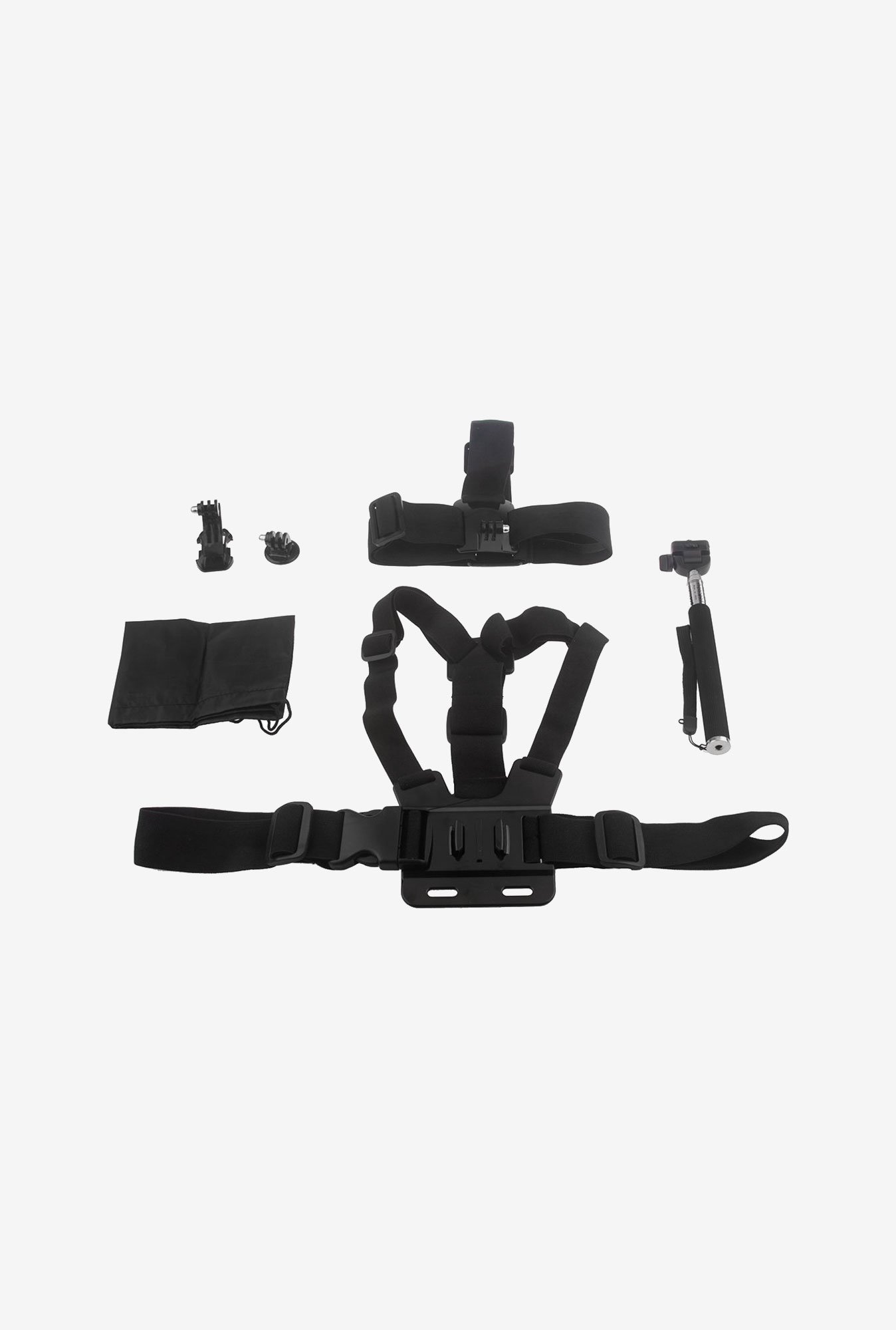 Neewer Strap Mount Harness with J Shaped Mount Adapter