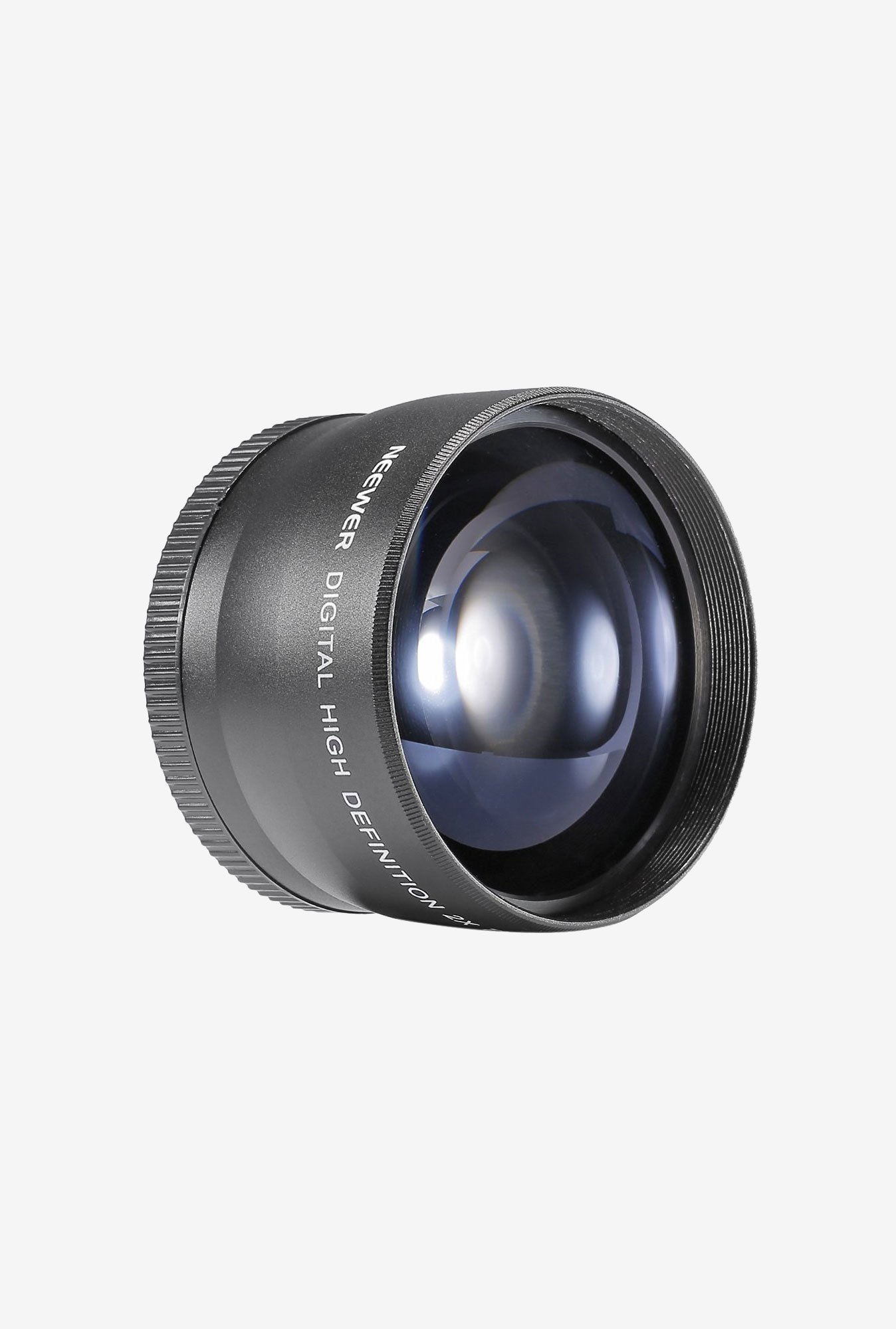 Neewer 58mm 2X Telephoto Lens With 58mm Filter Thread