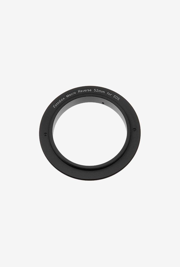 Fotodiox 07LAeos52r Filter Adapter (Black)
