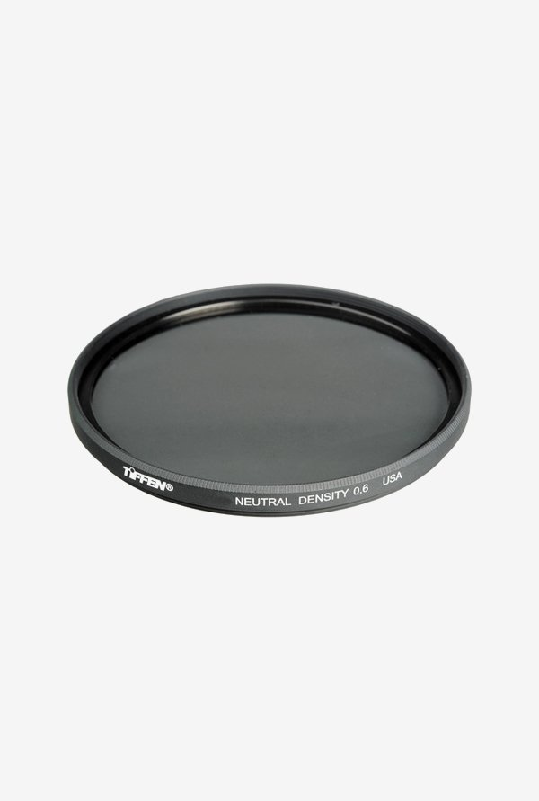 Tiffen 43ND6 43mm Neutral Density 0.6 Filter (Black)