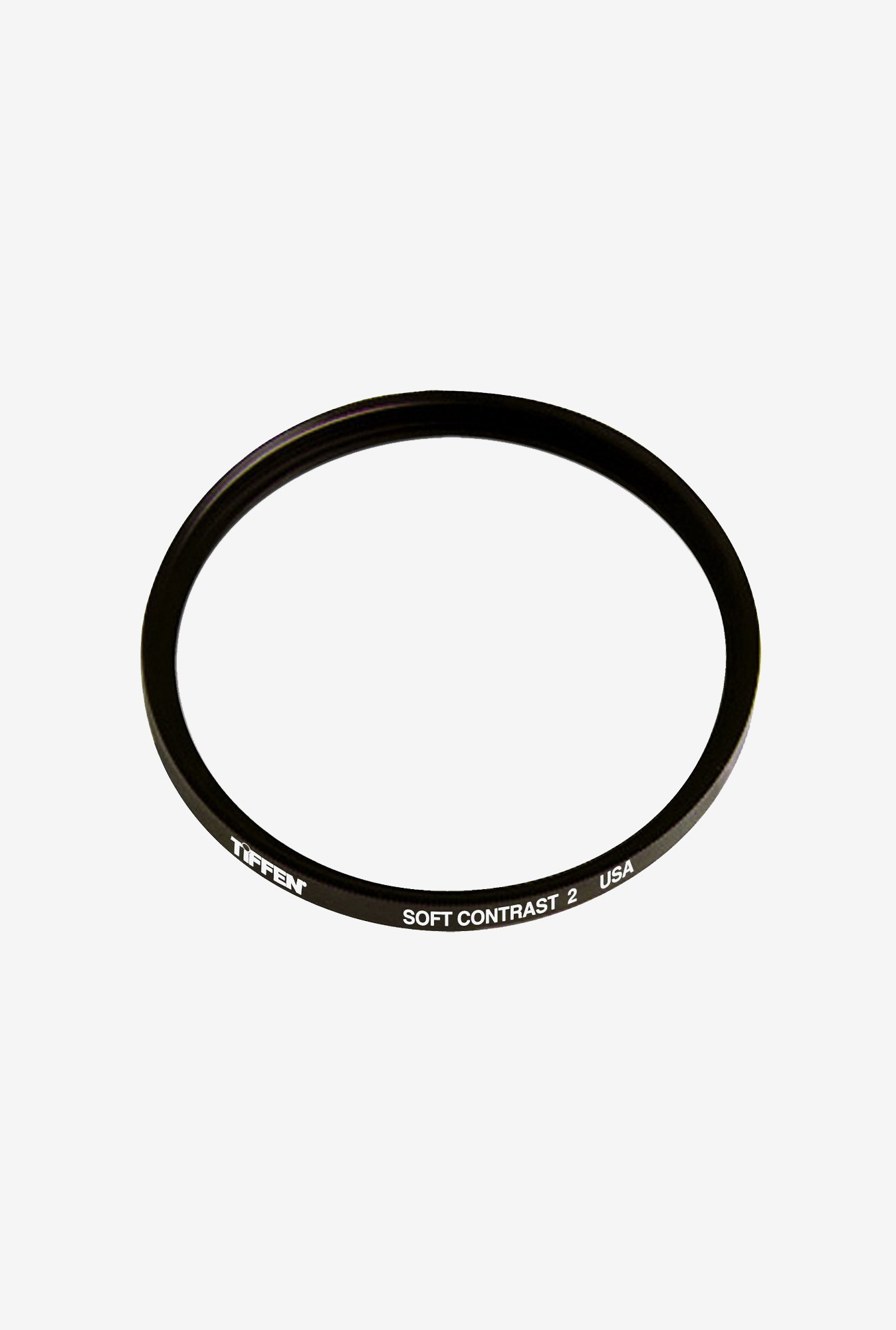 Tiffen 52SC2 52mm Soft Contrast 2 Filter (Black)