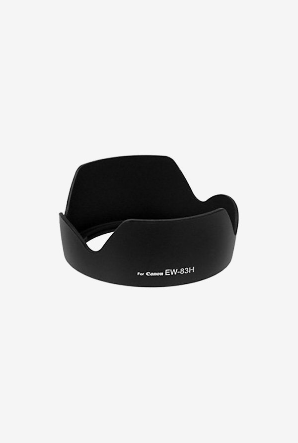 Fotodiox Dedicated Bayonet Lens Hood, for Canon Eos (Black)