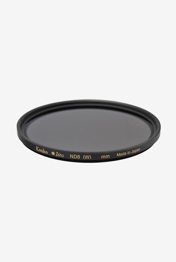 Kenko 62mm Zeta ND8 Lens Filer (Black)