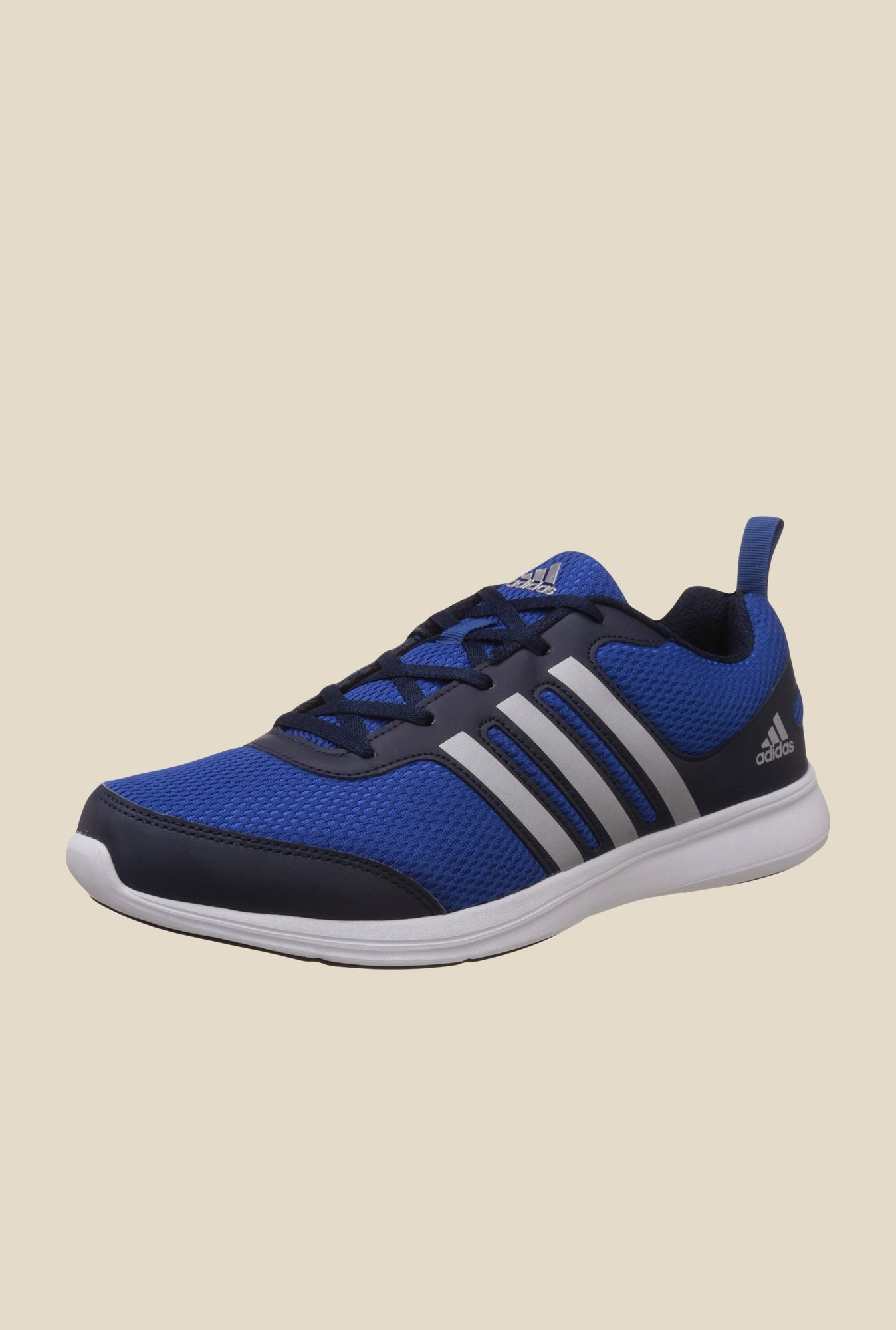 Adidas Y King Navy & Blue Running Shoes