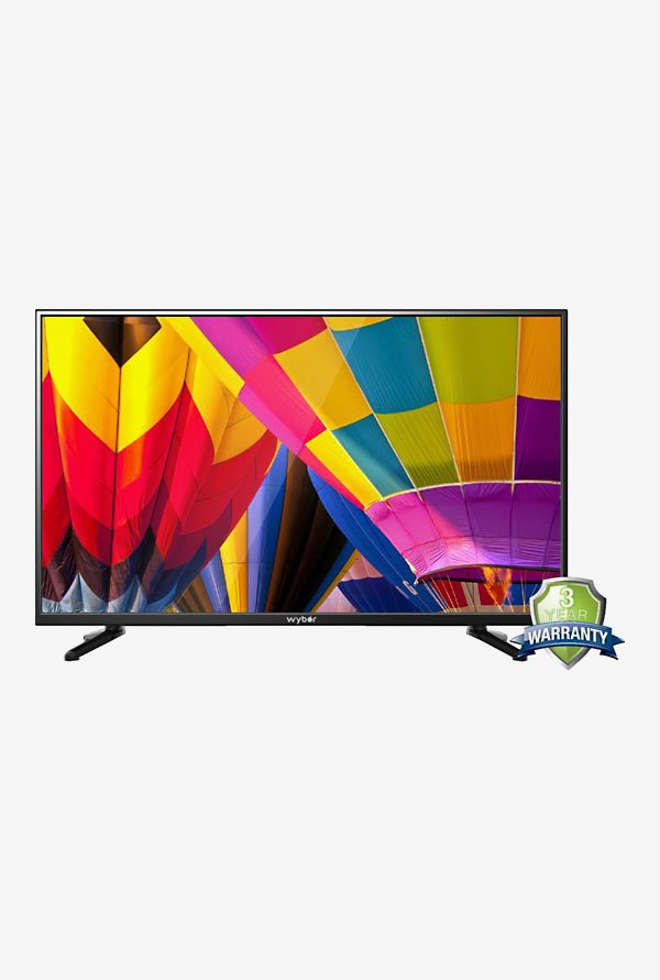 "Wybor W324EW3 80cm (32"") HD Ready LED TV (3 Yrs Warranty)"