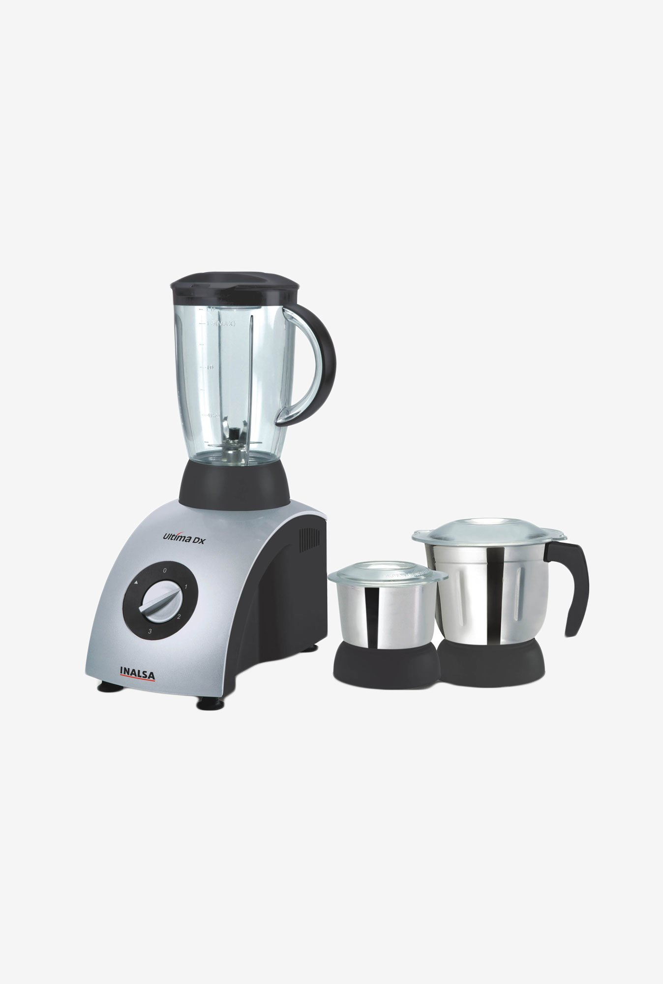 Inalsa Ultima Dx Mixer Grinder (Grey)