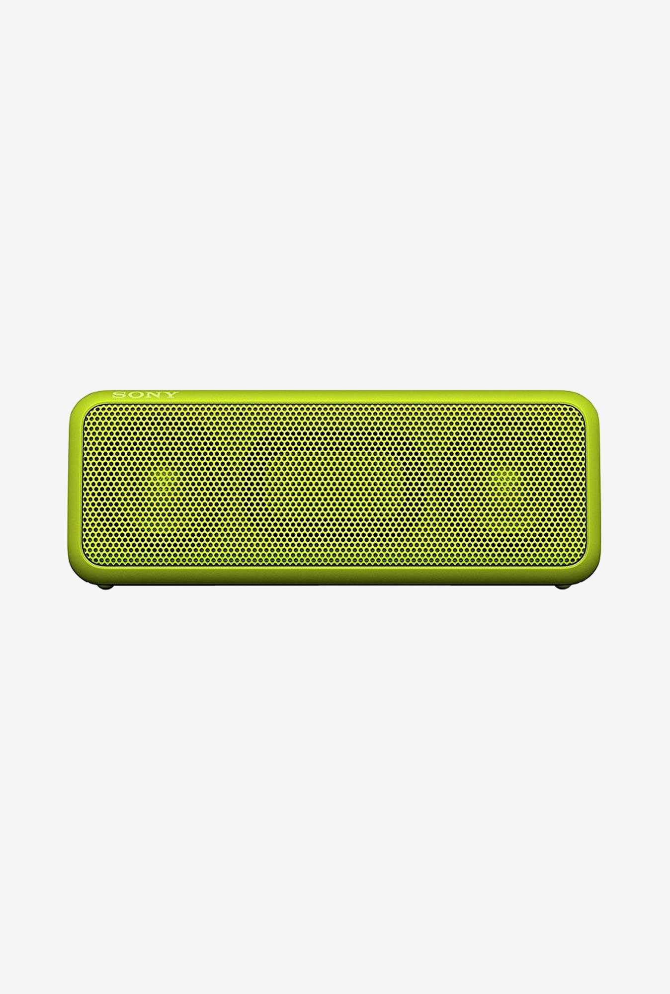 Sony SRS-XB3 2 Ch Portable Bluetooth Speaker (Green)
