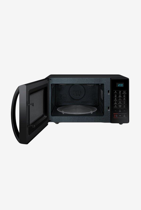 Samsung CE77JD-SB 21 L Convection Microwave Oven (Black)