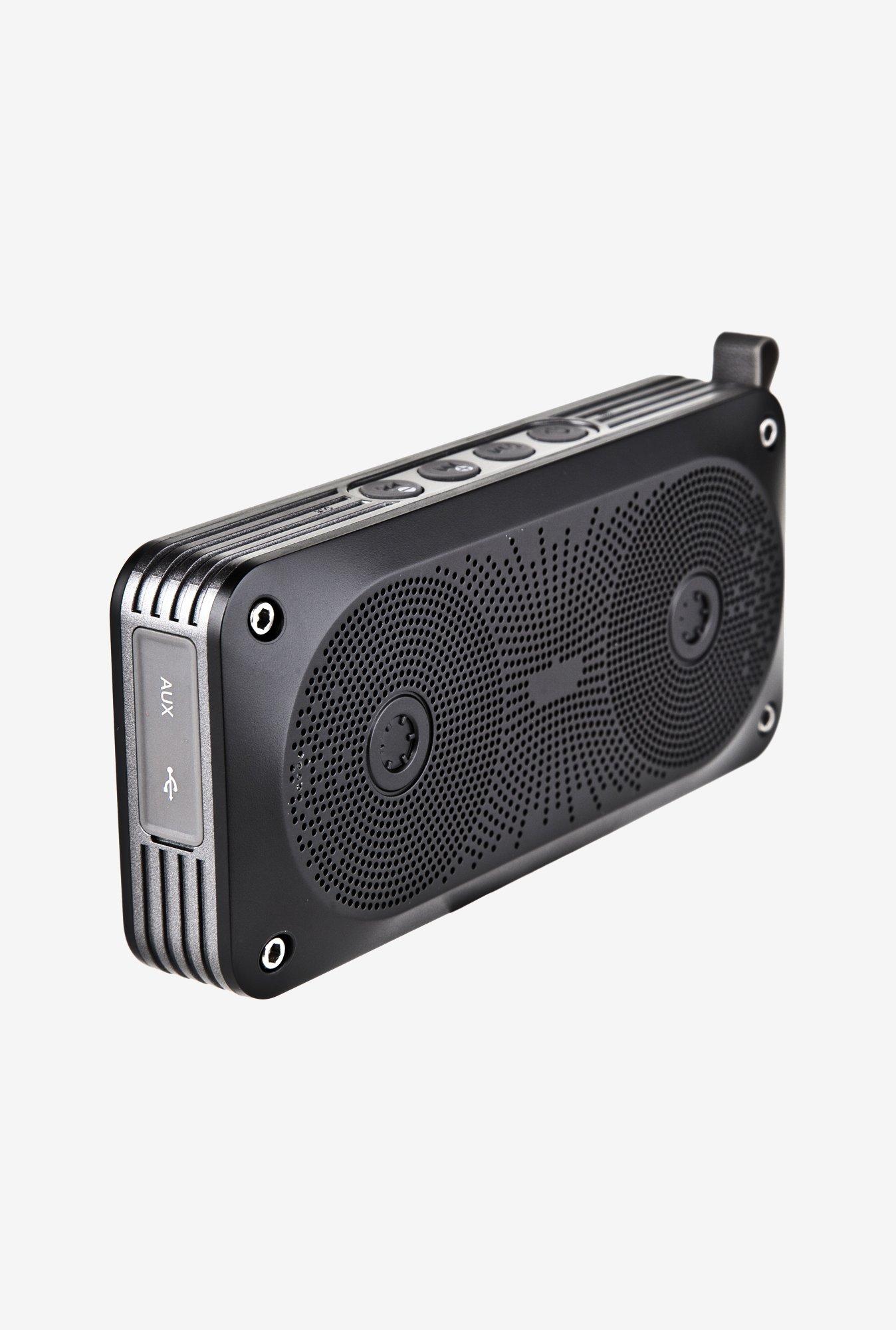 Envent LiveFree 370 Portable Bluetooth Speaker (Black)