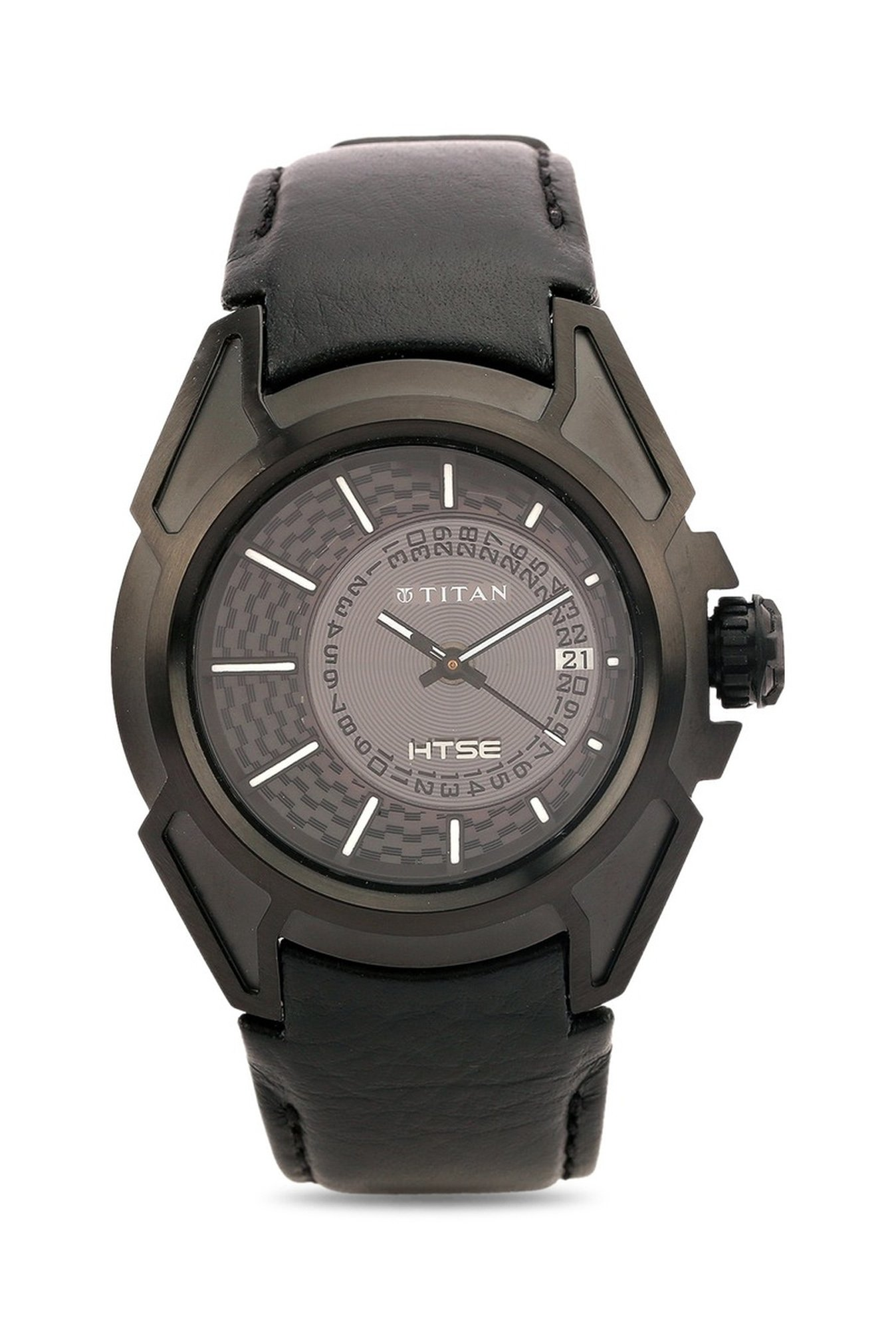 Titan NH1541NL01 HTSE Analog Watch for Men
