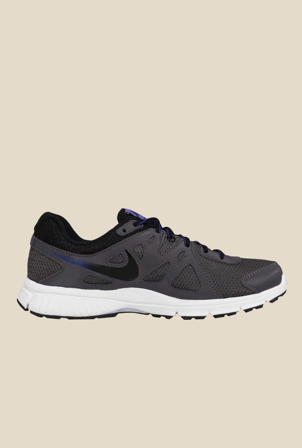 c140650b678a Buy Nike Revolution 2 MSL Dark Grey   Black Running Shoes for Men at Best  Price   Tata CLiQ