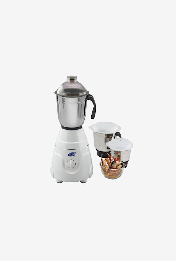Glen GL 4021 550 W Mixer Grinder (White)