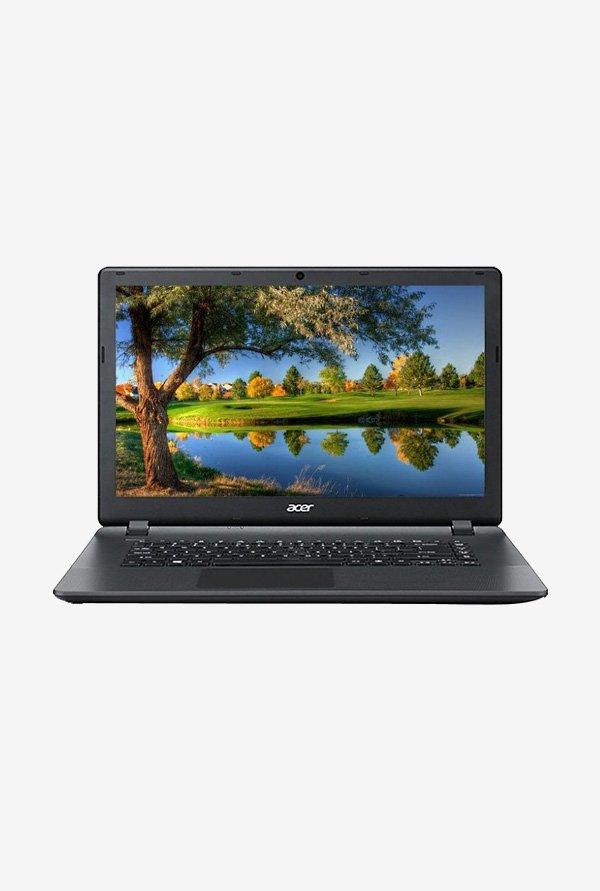 """Acer Aspire ES1521 15.6"""" Laptop (AMD, 1TB HDD) Black"""