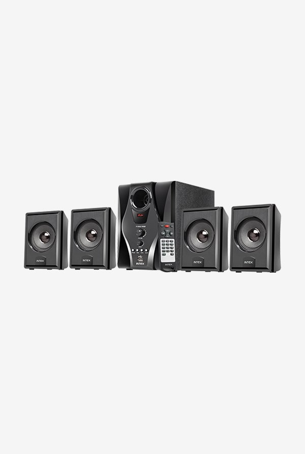 Intex IT-2950 FMUB 4.1 Computer Speaker (Black)