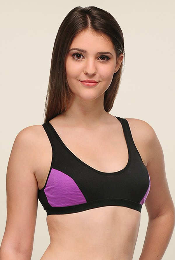 Urbaano Purple Non Padded Bra
