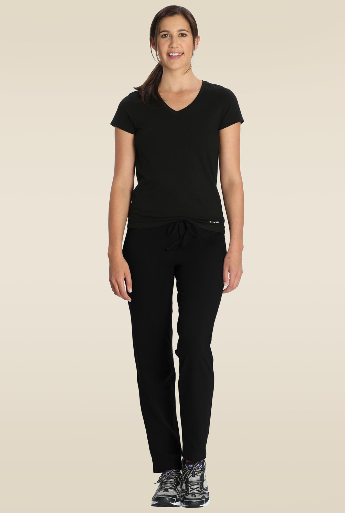 49dc93ef25f Jockey Black Lounge Pants - 1301