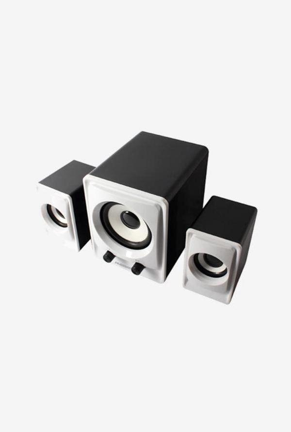 Ambrane SP-100 2.1 Channel Multimedia Speaker (Black)