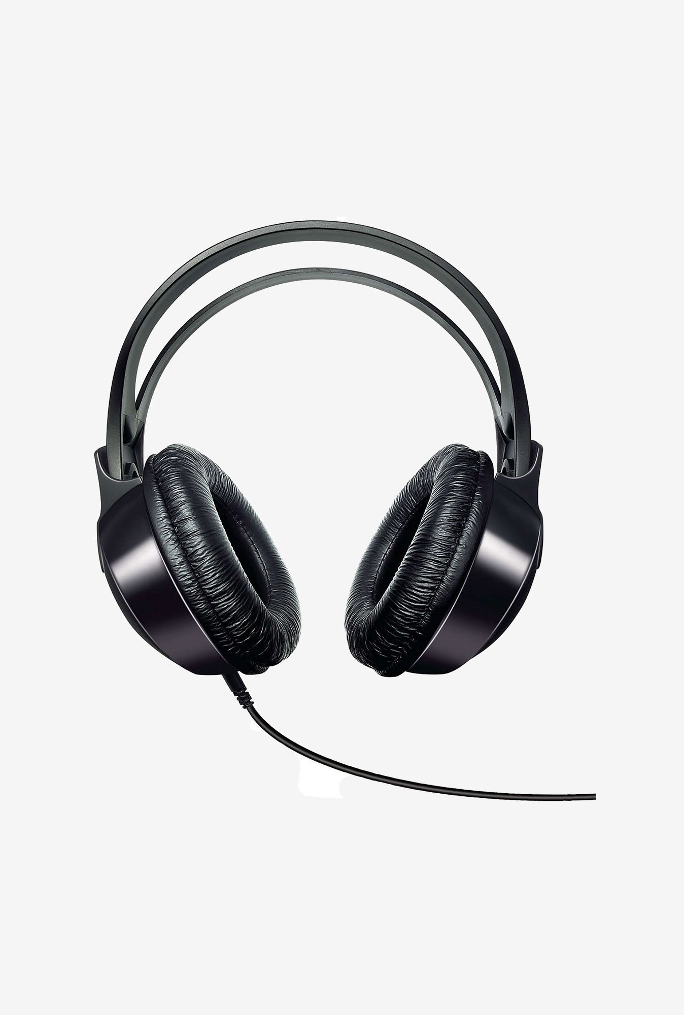 Philips SHP1901 Over the Ear Headphones (Black)