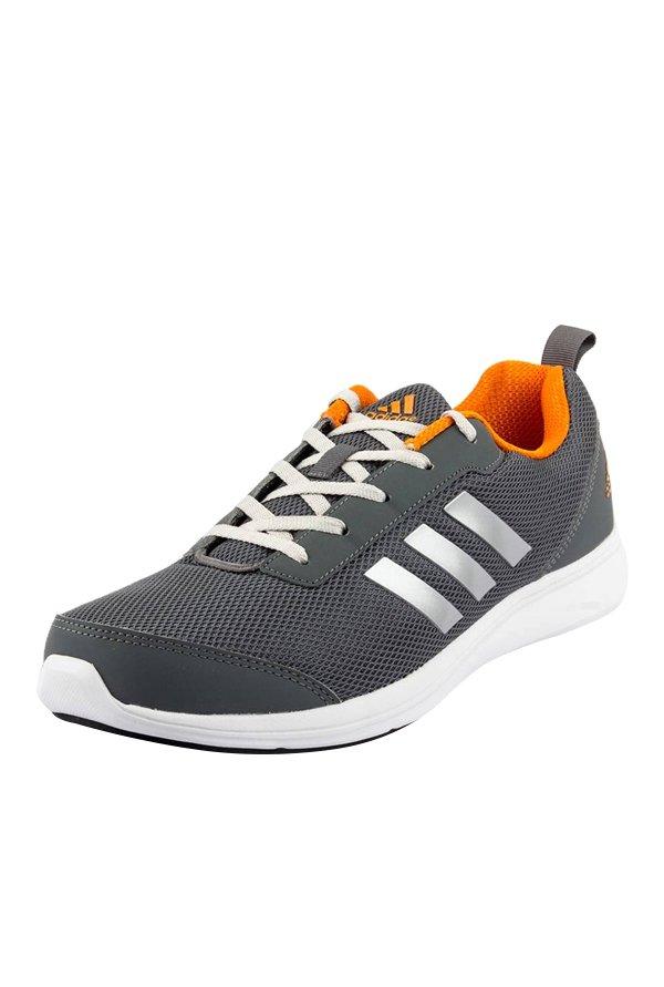 comprare scarpe adidas yking grey & d'argento per gli uomini al massimo