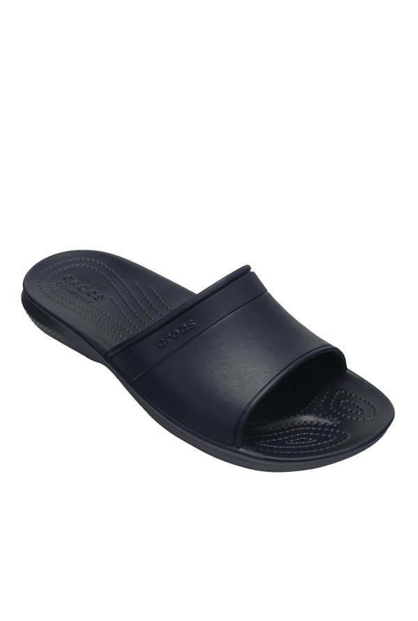 d04252603 Buy Crocs Classic Navy Casual Sandals for Men at Best Price   Tata ...