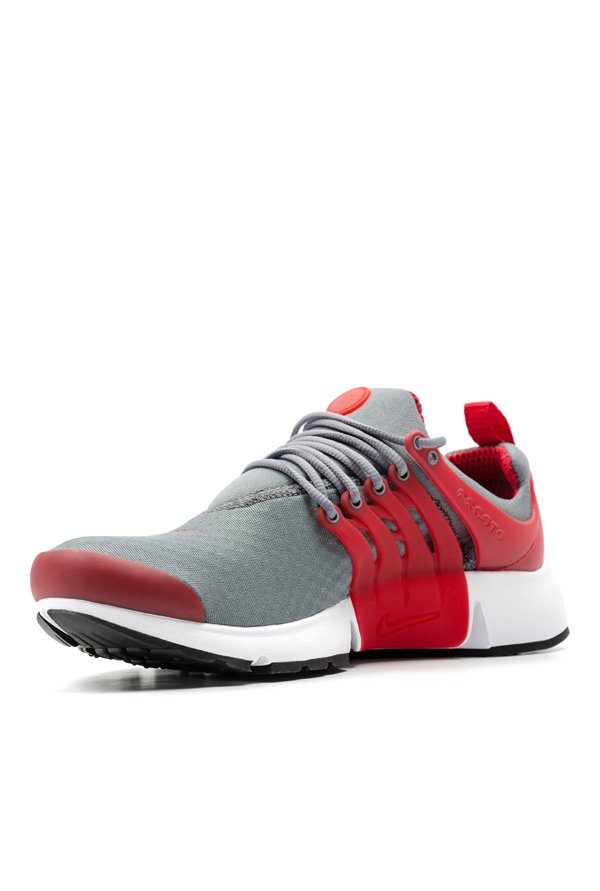 2370036d1d54 Buy Nike Air Presto Cool Grey   Gym Red Running Shoes for Men at Best Price    Tata CLiQ