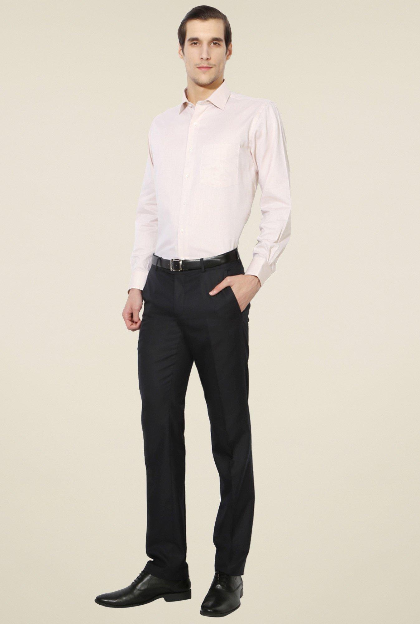 Van Heusen Beige Full Sleeves Shirt