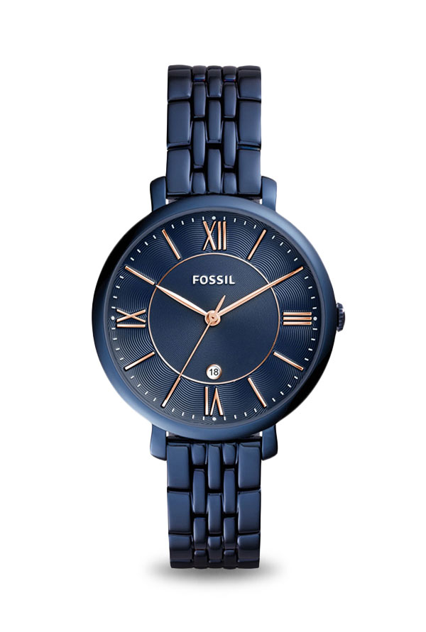 f3f9b2ae3 Fossil ES4094 Jacqueline Analog Watch for Women